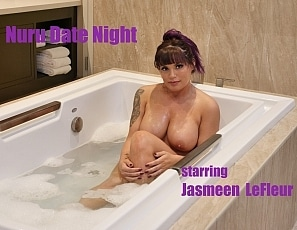 WillTileXXX/Nuru Date Night feat Jasmeen LeFleur